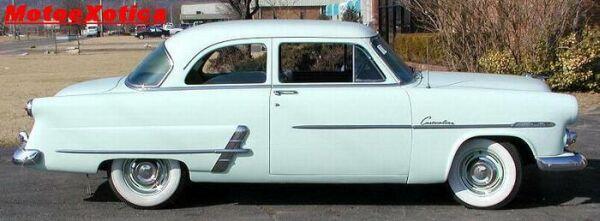 3646 - 1952 Ford Customline