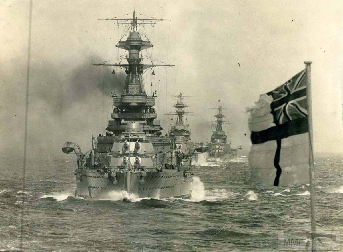 36468 - Броненосцы, дредноуты, линкоры и крейсера Британии