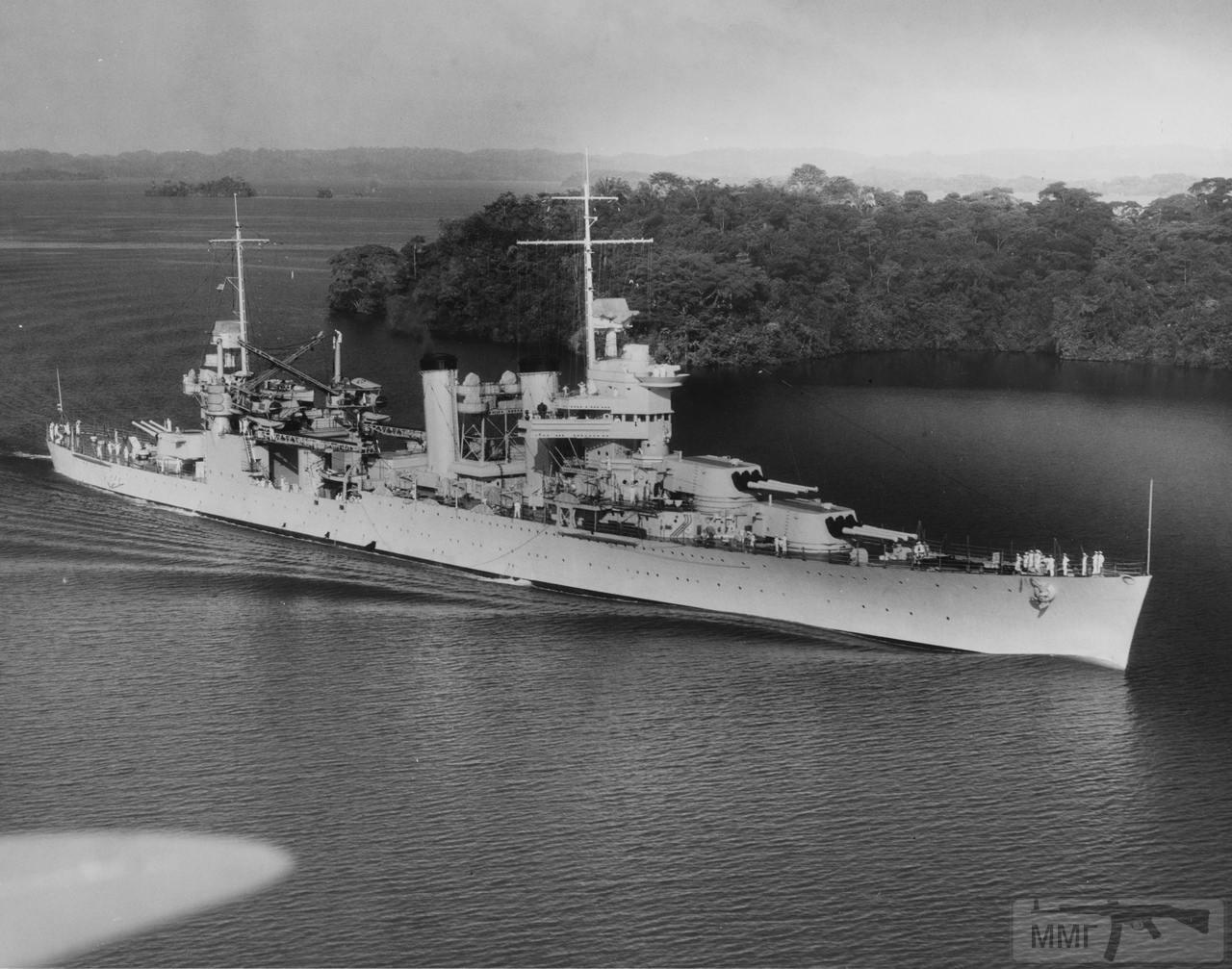 36469 - USS Vincennes (CA-44)
