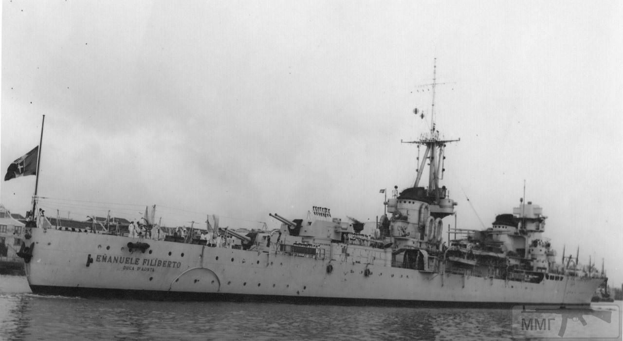 36470 - Легкий крейсер Emanuele Filiberto duca d'Aosta
