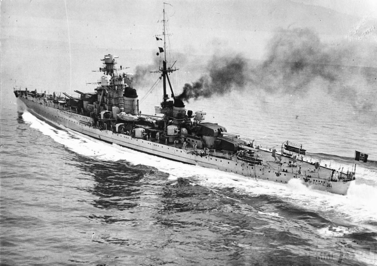 36472 - Тяжелый крейсер Fiume