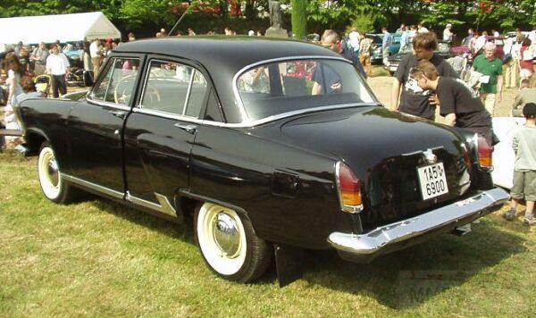 3648 - Волга ГАЗ-21С (1965-1970)