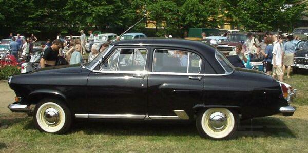 3649 - Волга ГАЗ-21С (1965-1970)
