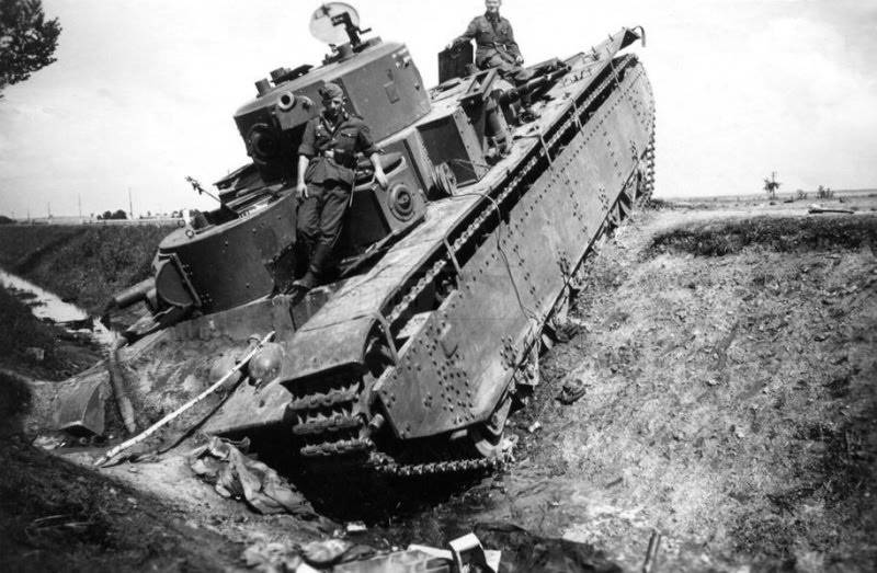 365 - Танковое сражение у Ровно-Дубно