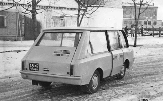 3658 - Автопром СССР