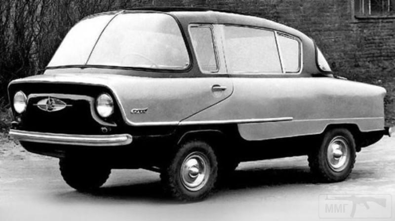 3661 - ИМЗ-НАМИ А50 «Белка», 1955 год.