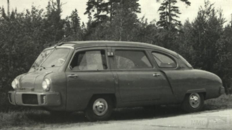 3662 - НАМИ-013, 1950 год.