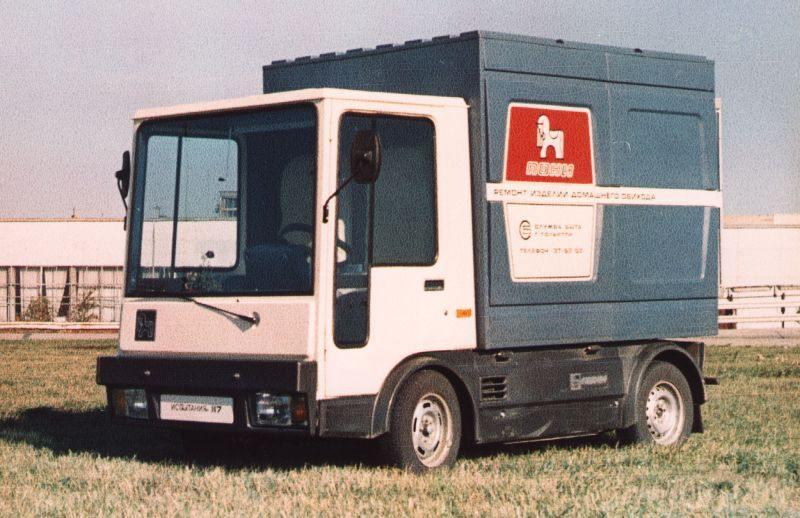 3663 - ВАЗ 2802-02 «Пони», 1980 год.