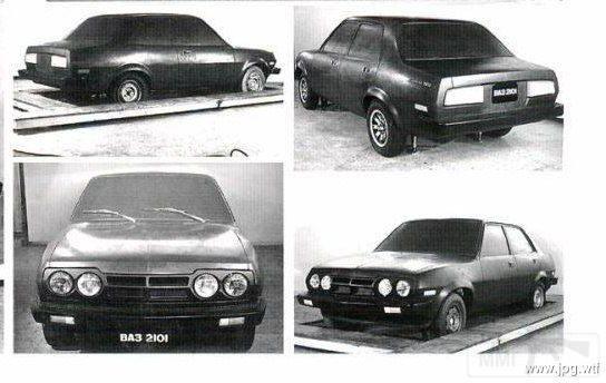 3664 - ВАЗ 2101-80, 1975 год.
