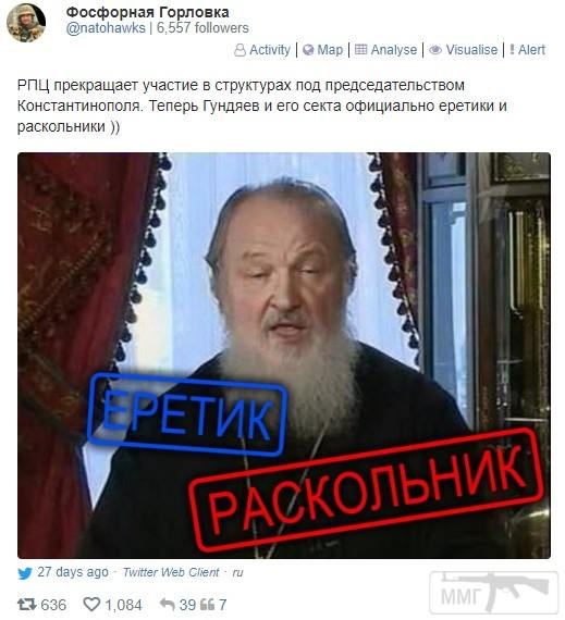 36846 - Церковные страсти. Томос, РПЦ, УПЦ.