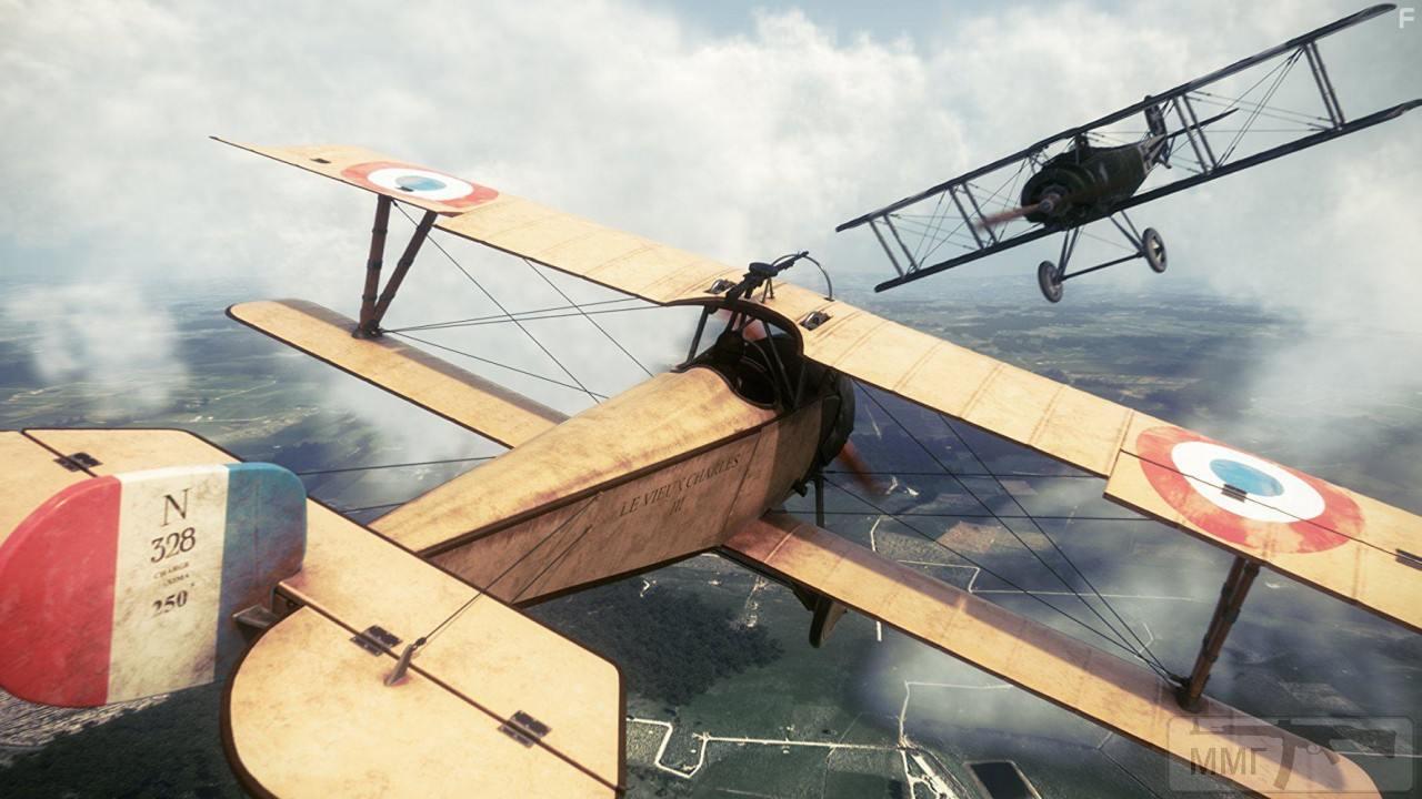 37028 - Авиация и летчики Первой Мировой Войны.