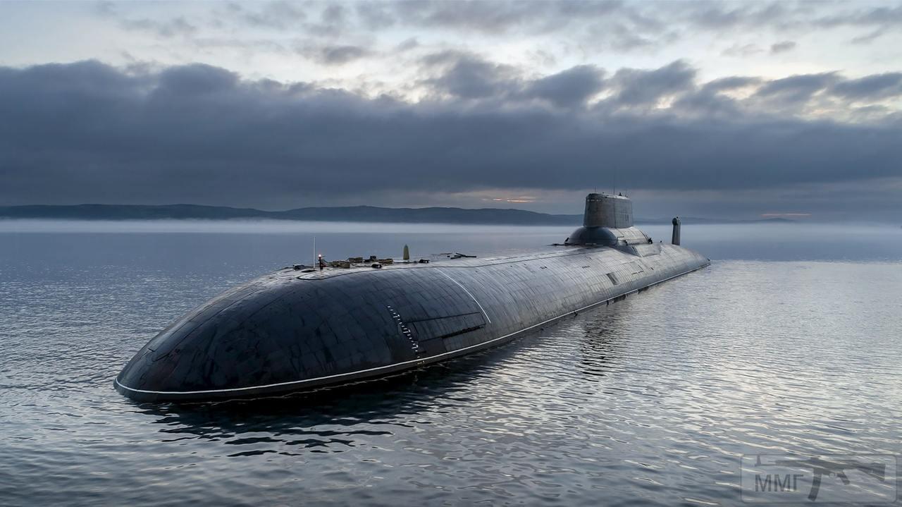 37030 - Атомные субмарины.