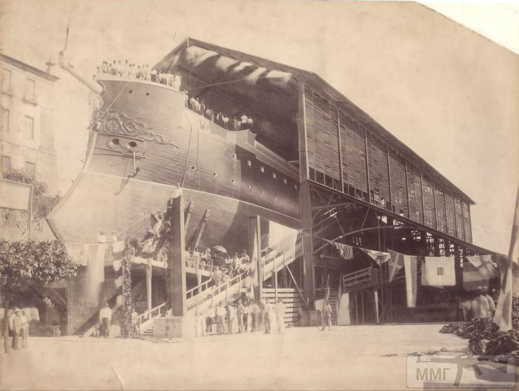 37072 - Бронепалубный крейсер Almirante Tamandare