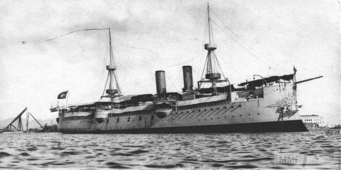 37073 - Бронепалубный крейсер Almirante Tamandare