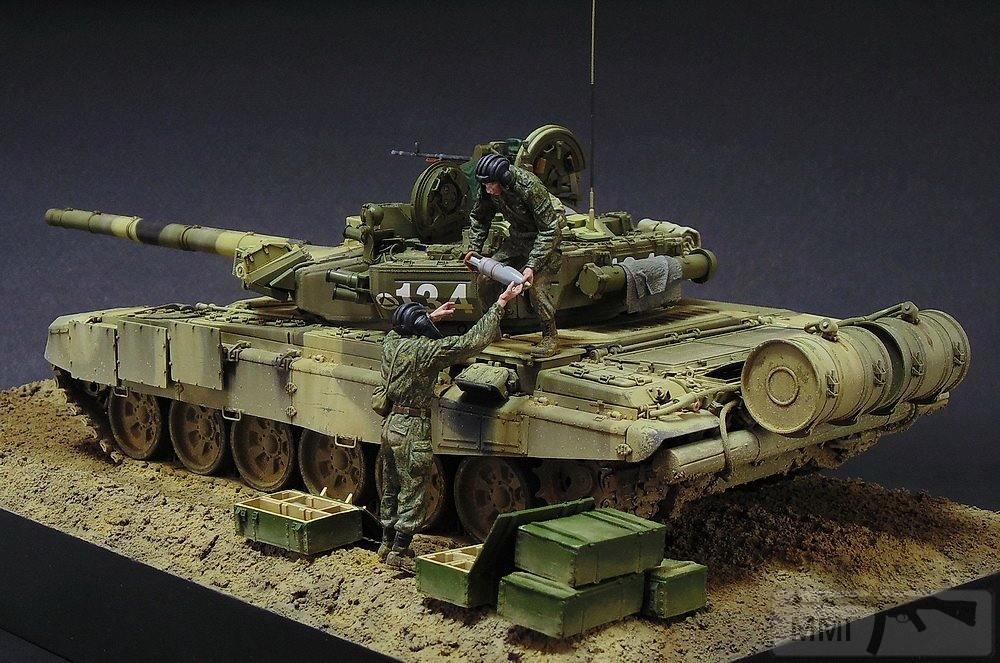 37103 - Модели бронетехники