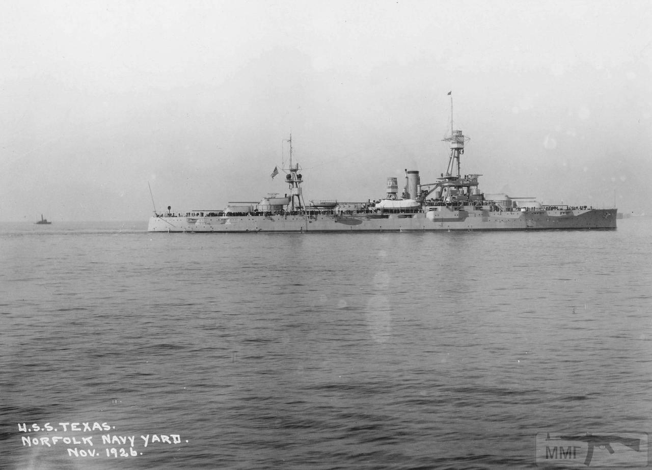 37117 - USS Texas (BB-35)