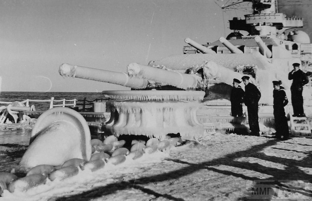 37119 - Линкор Scharnhorst