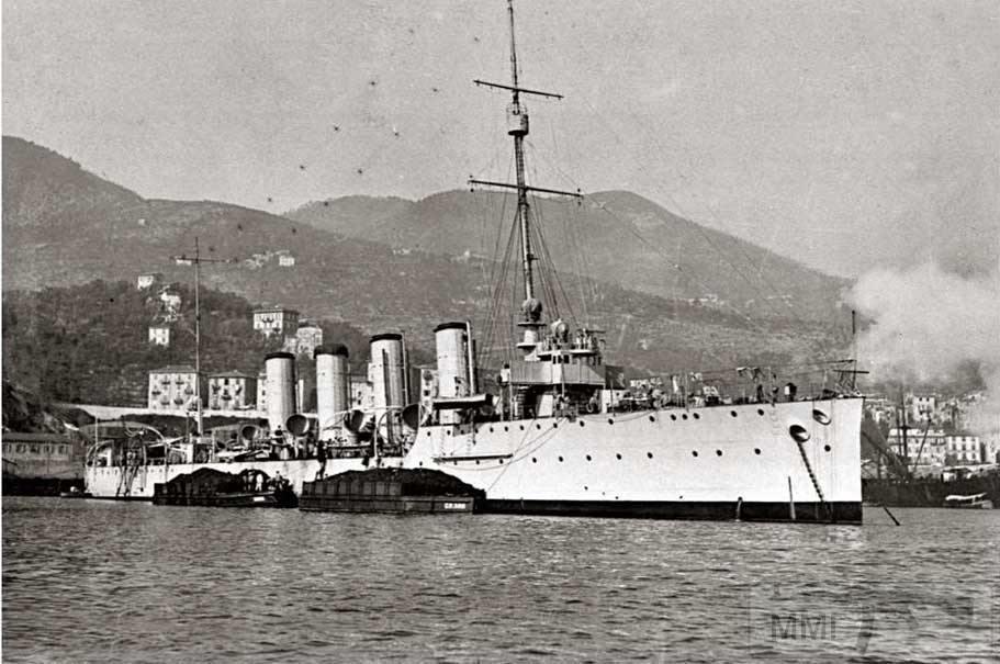 37258 - Легкий крейсер Brindisi