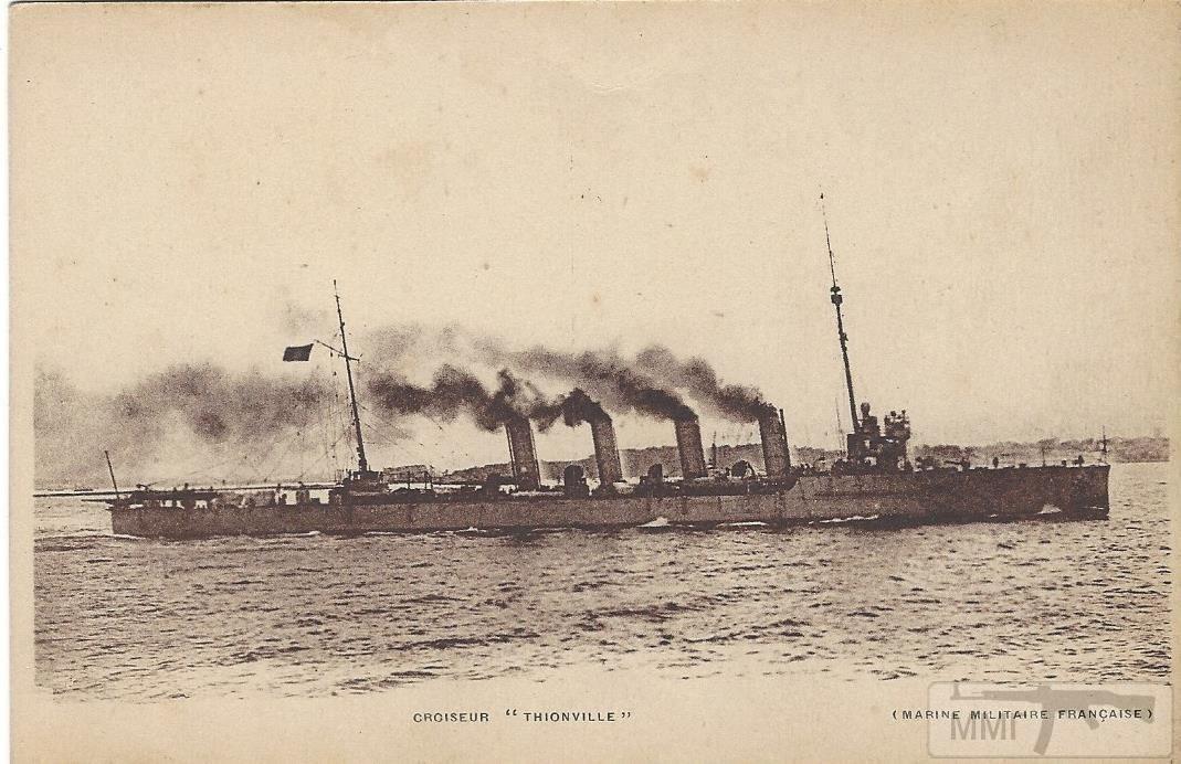 37261 - Легкий крейсер Thionville