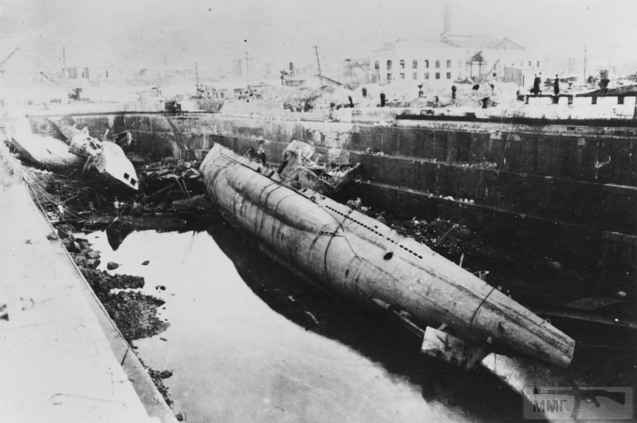 37323 - Действия немецких подлодок в Атлантике
