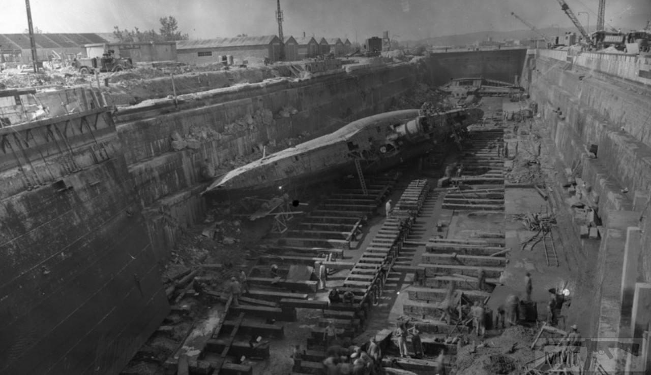 37324 - Действия немецких подлодок в Атлантике