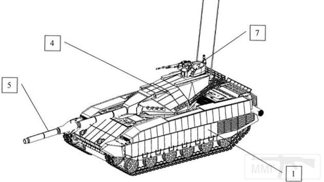 3742 - Современные танки