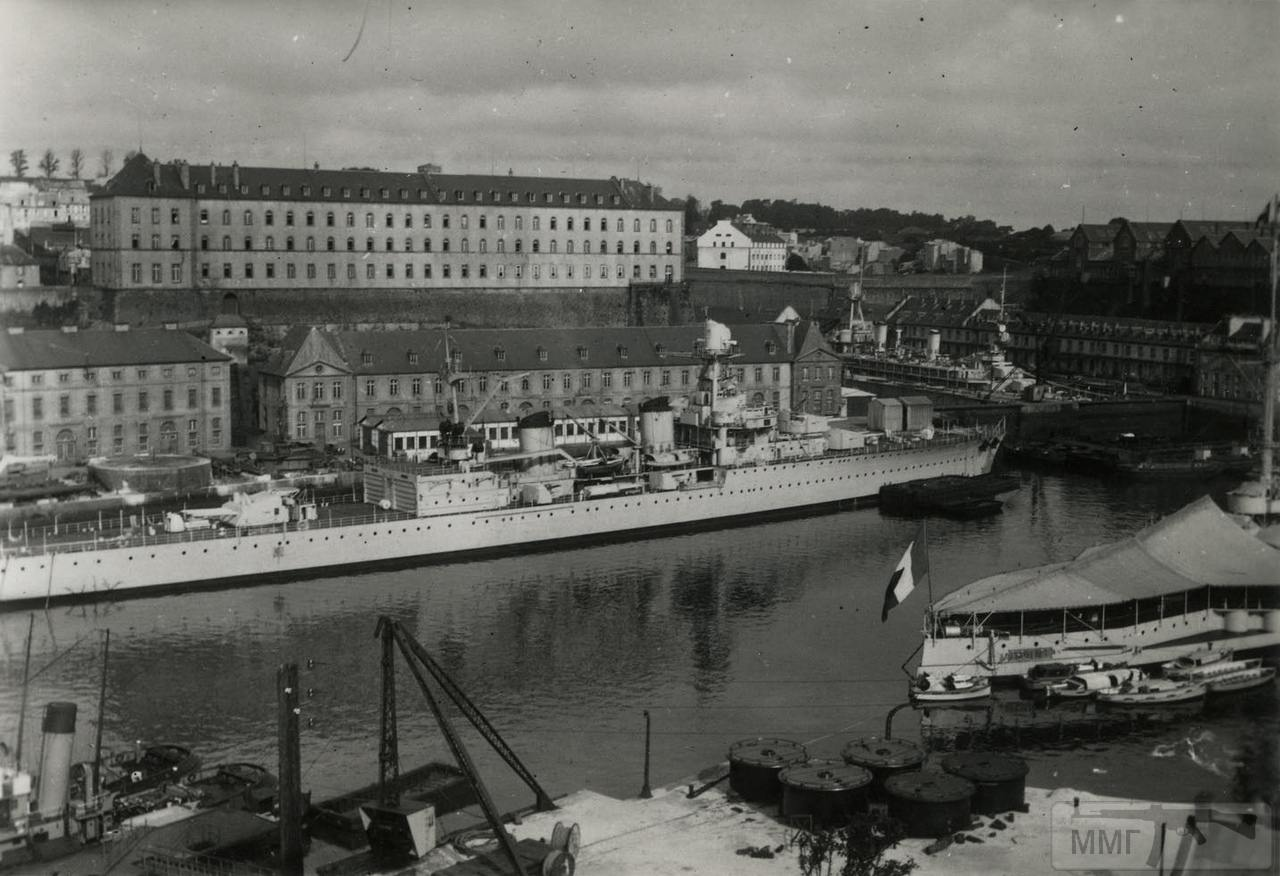 37423 - Легкий крейсер La Gallissoniere