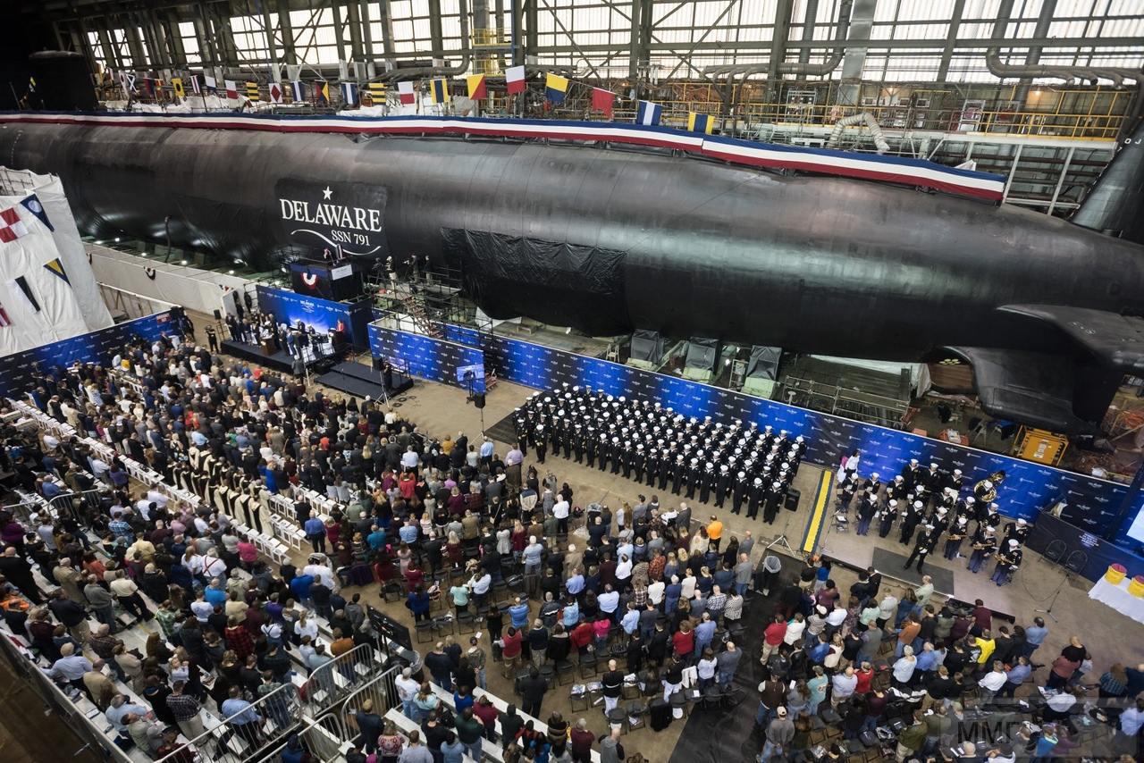 37458 - Атомные субмарины.