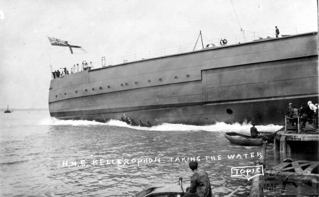 37510 - HMS Bellerophon