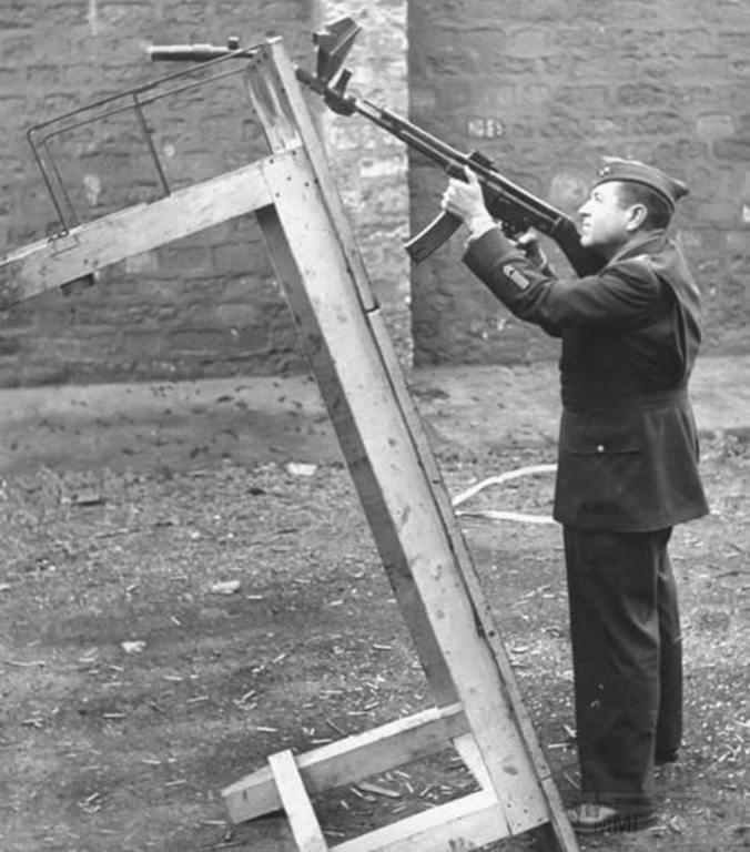 3755 - Sturmgewehr Haenel / Schmeisser MP 43MP 44 Stg.44 - прототипы, конструкция история
