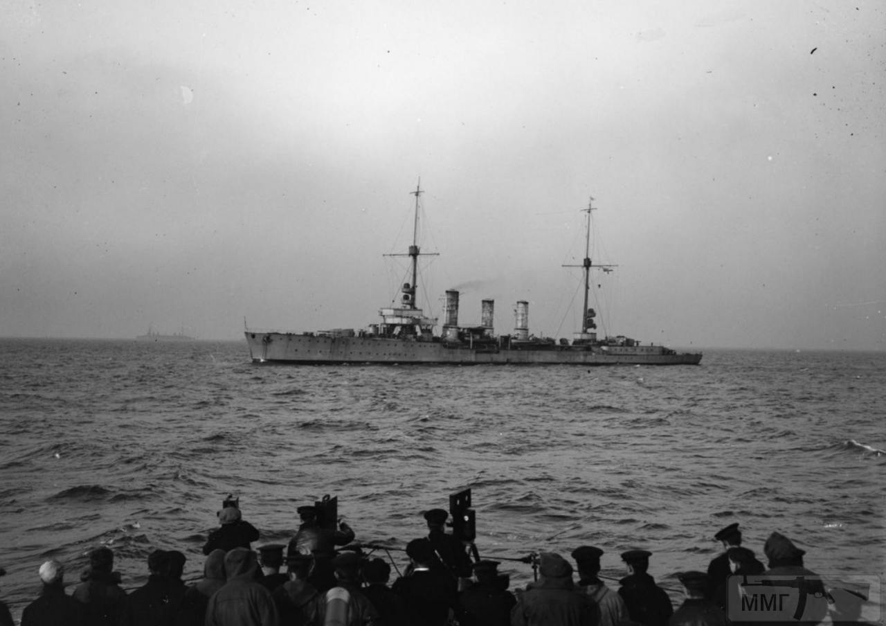 37589 - Крейсер типа Königsberg