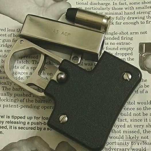 37600 - Перстень-револьвер и другое необычное оружие...