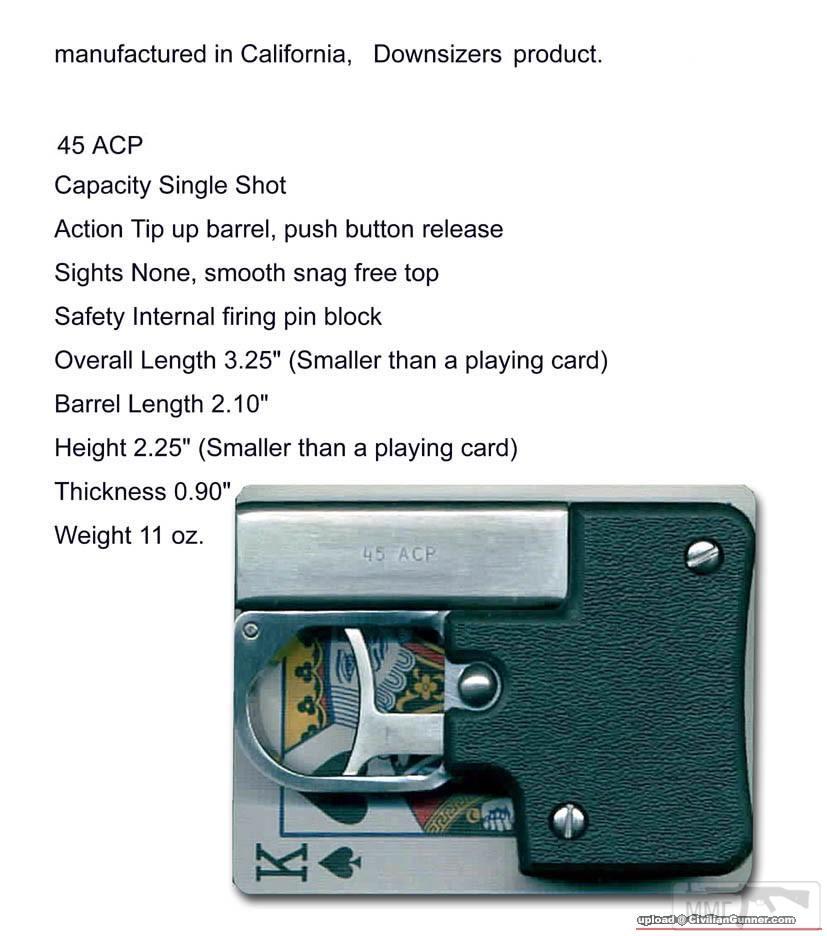 37601 - Перстень-револьвер и другое необычное оружие...