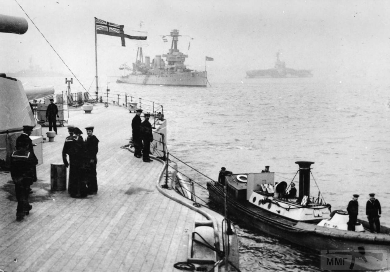 37665 - Броненосцы, дредноуты, линкоры и крейсера Британии