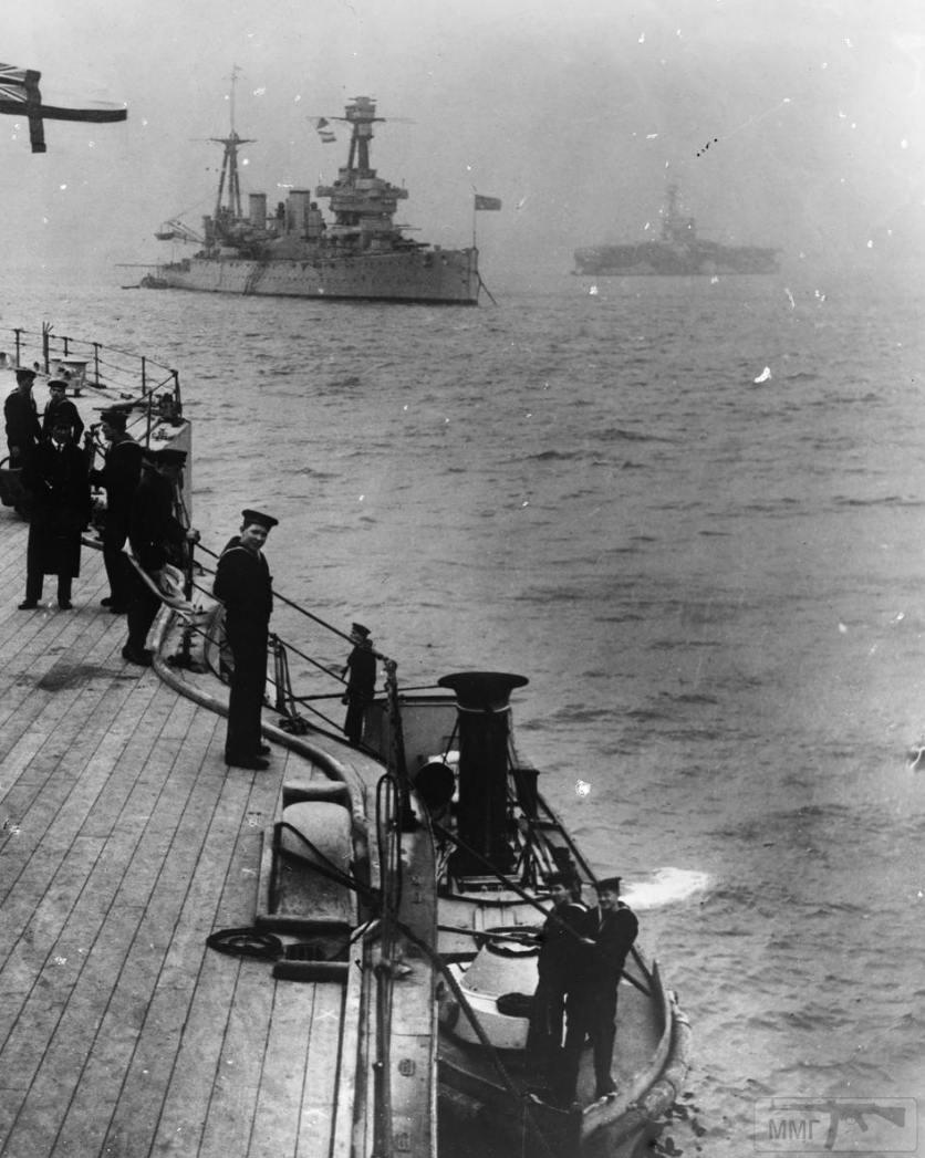 37666 - Броненосцы, дредноуты, линкоры и крейсера Британии