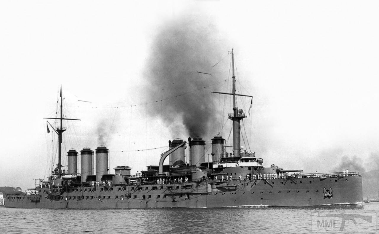 37669 - Броненосный крейсер Edgar Quinet