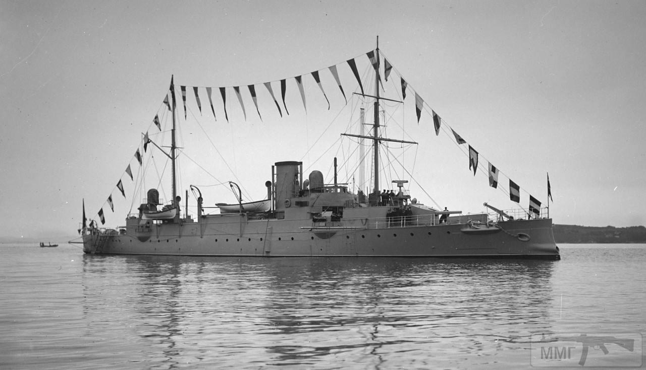 37691 - Бронепалубный крейсер Hekla