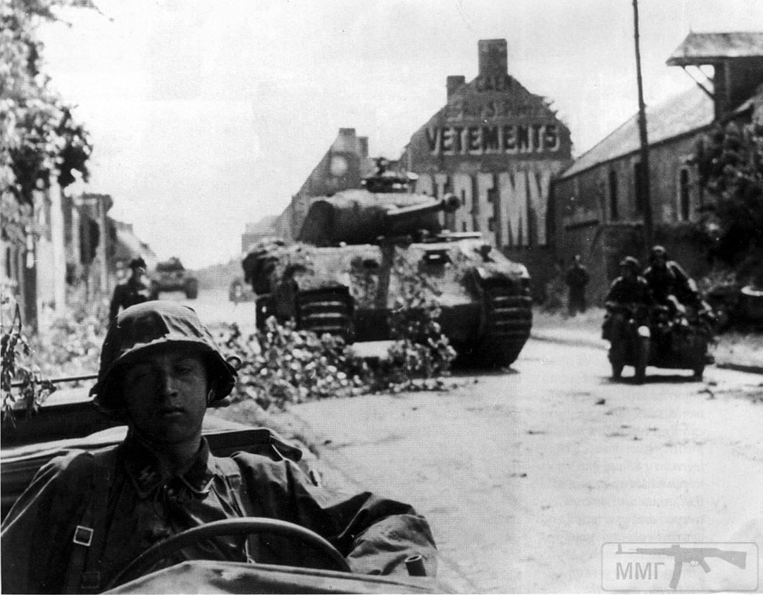 37777 - Военное фото 1939-1945 г.г. Западный фронт и Африка.