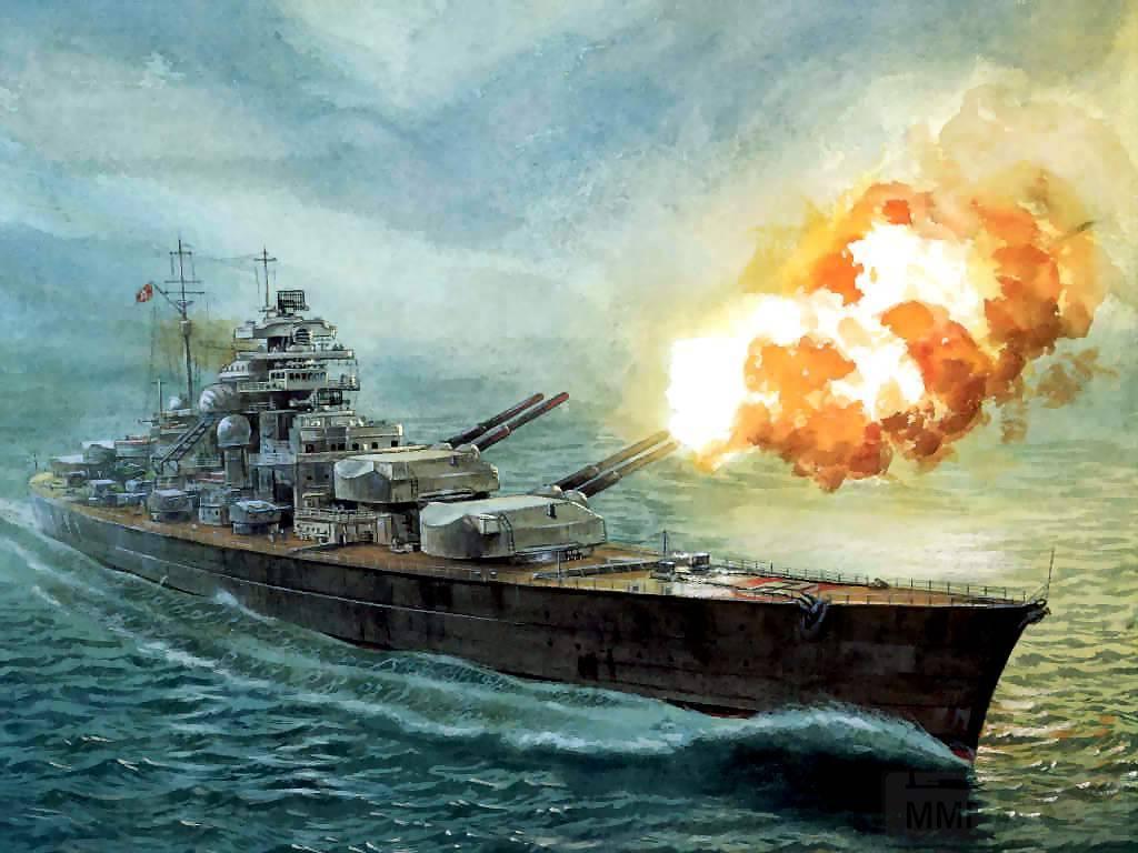 3782 - Германский флот 1914-1945