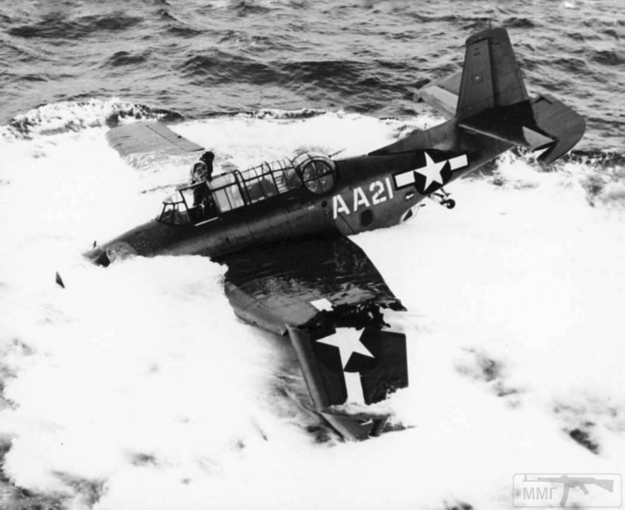 37957 - Военное фото 1941-1945 г.г. Тихий океан.