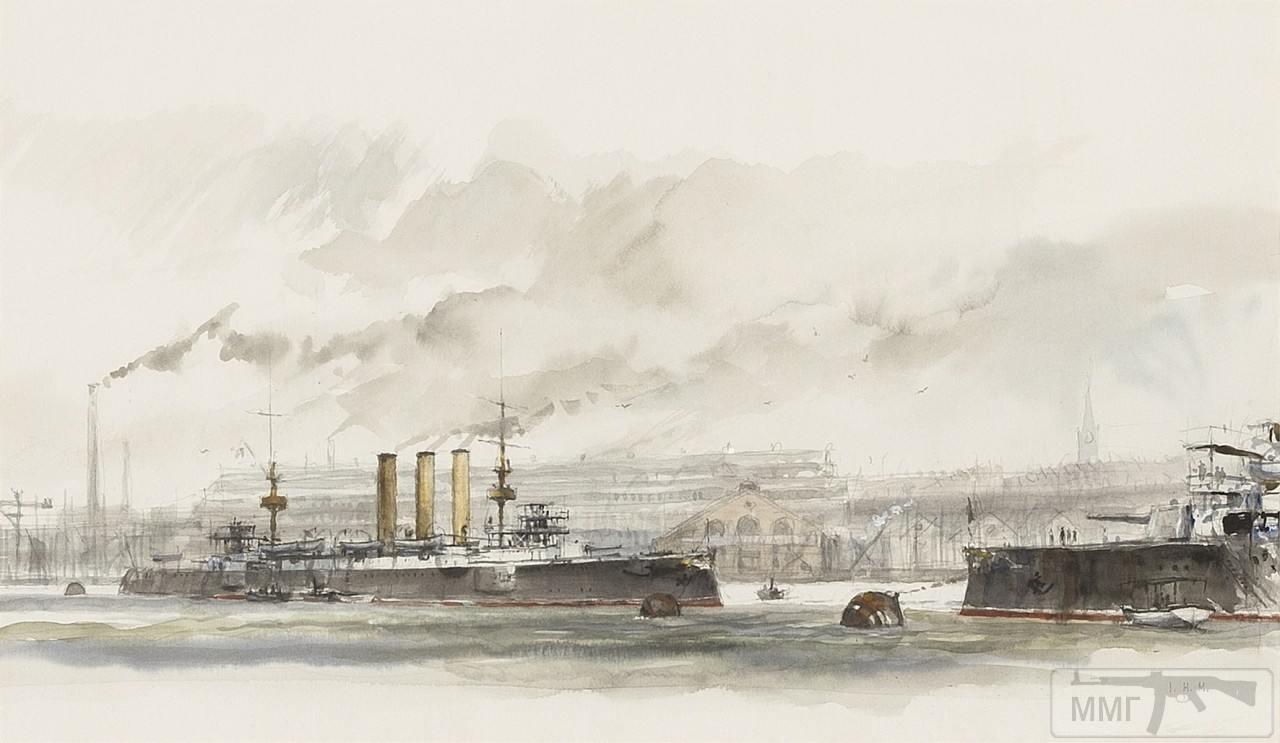 37960 - Броненосный крейсер O'Higgins