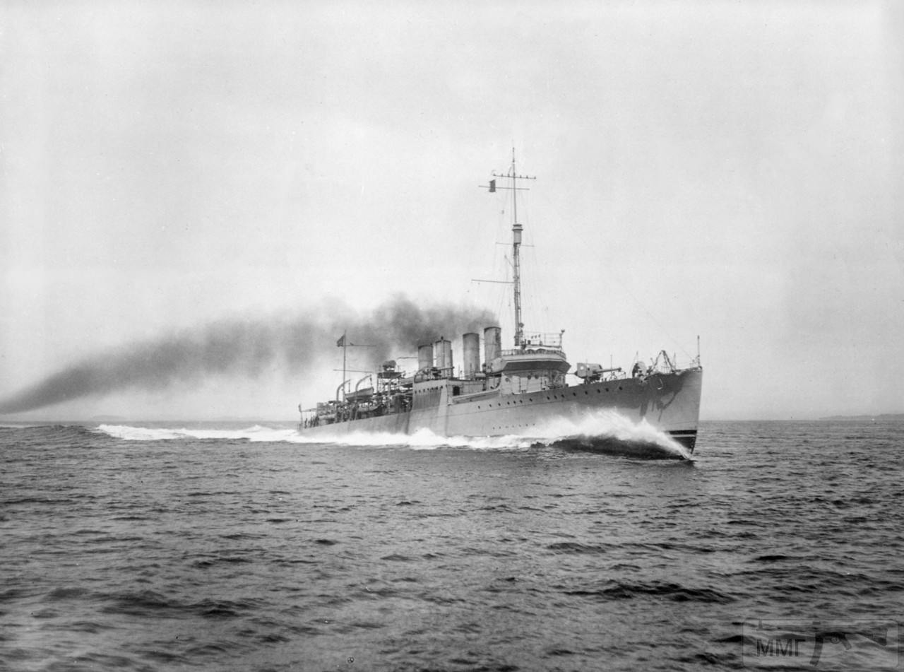 37962 - USS Brooks (DD-232)