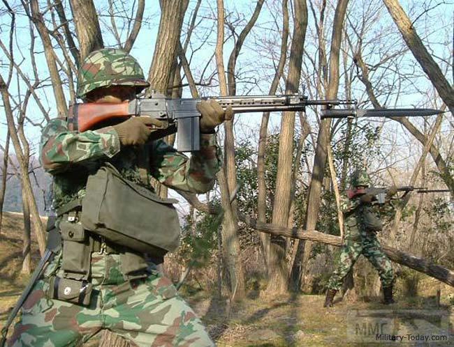 38001 - Послевоенное японское стрелковое оружие