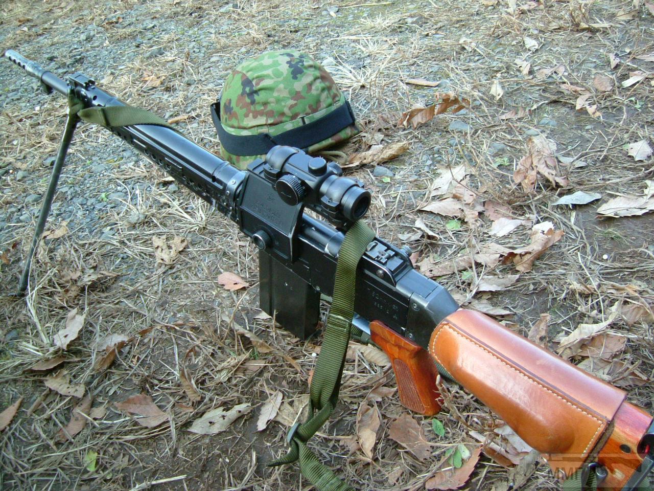 38004 - Послевоенное японское стрелковое оружие