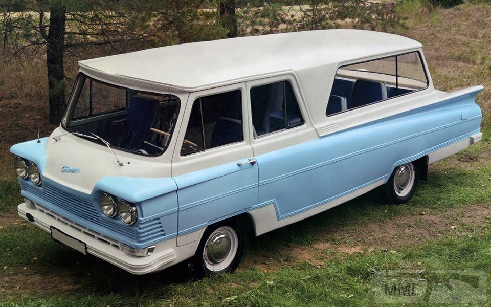 38029 - Автопром СССР