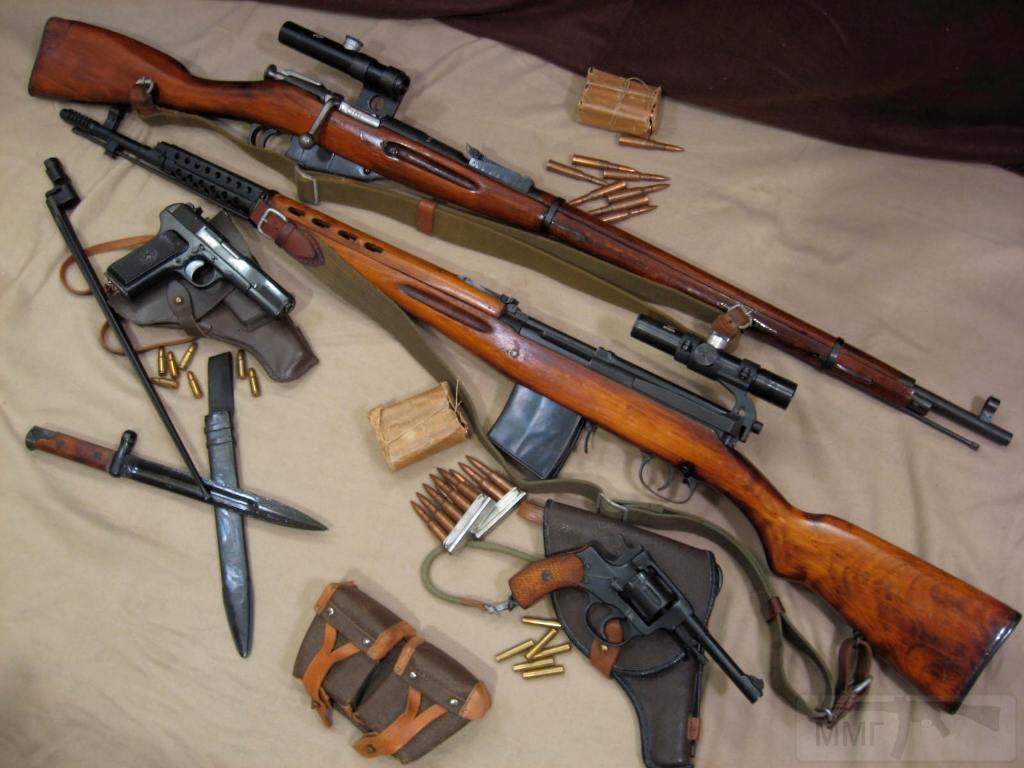 3807 - ммг гвинтівка Мосіна снайперка