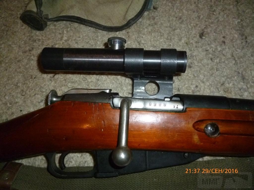 3810 - ммг гвинтівка Мосіна снайперка