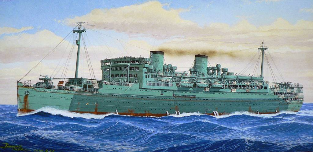 383 - Японский Императорский Флот
