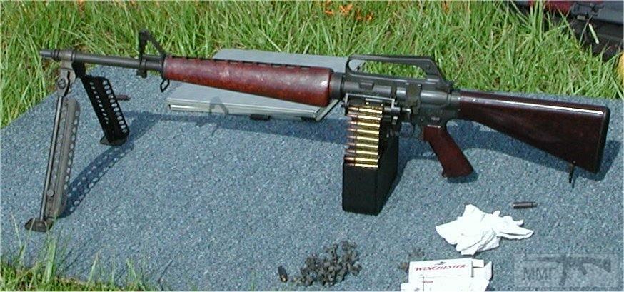 38309 - Семейство Armalite / Colt AR-15 / M16 M16A1 M16A2 M16A3 M16A4