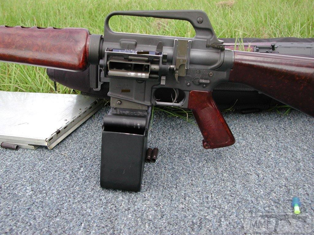 38310 - Семейство Armalite / Colt AR-15 / M16 M16A1 M16A2 M16A3 M16A4